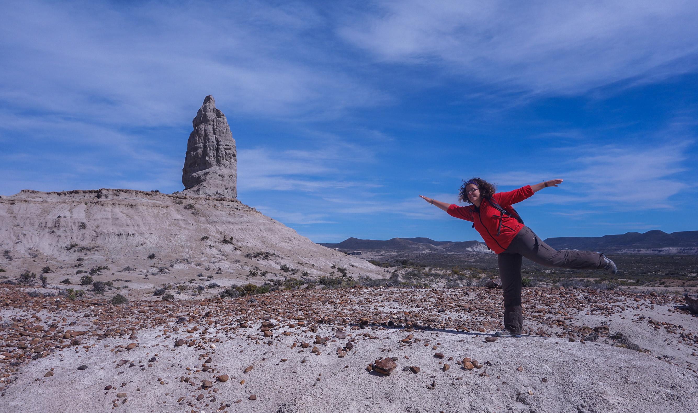 Bahia Bustamante en Patagonie