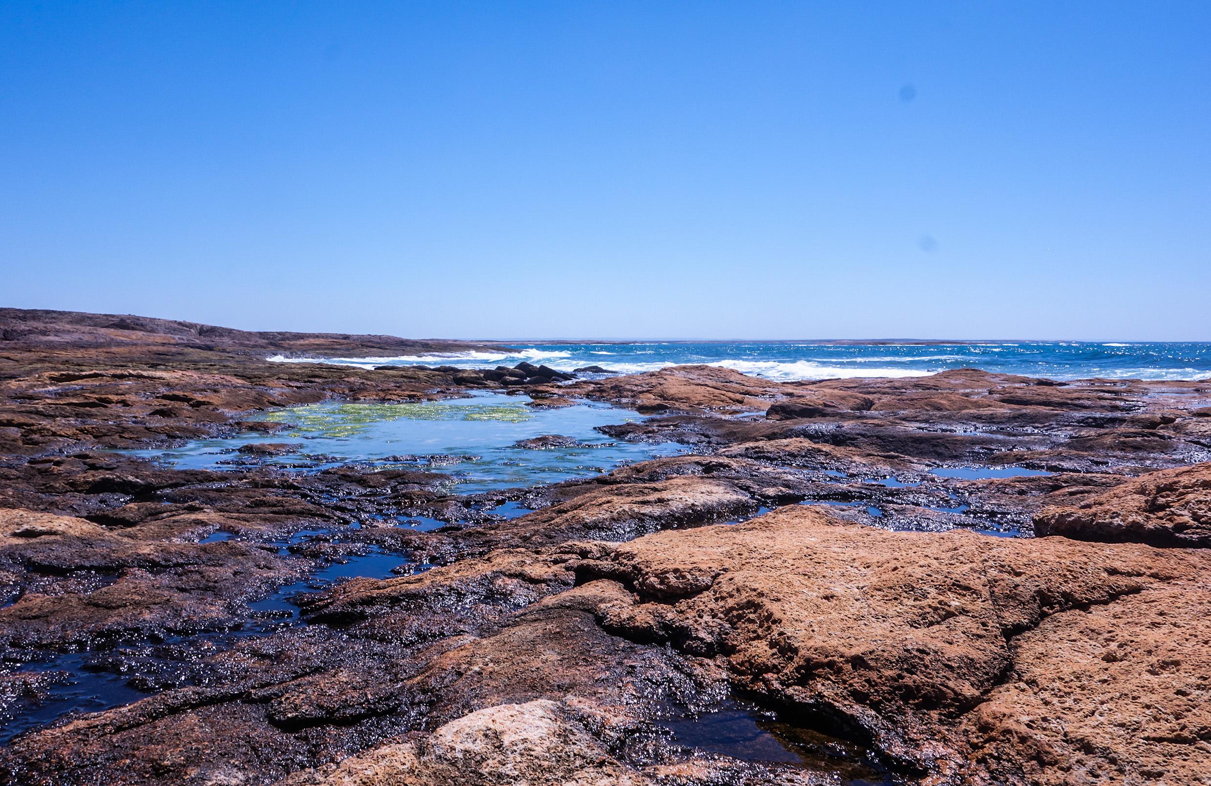 La côte patagone