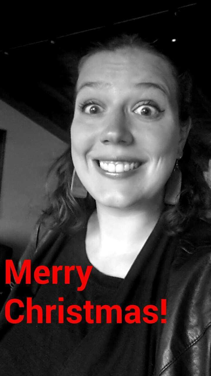 Joyeux Noël Snapchat