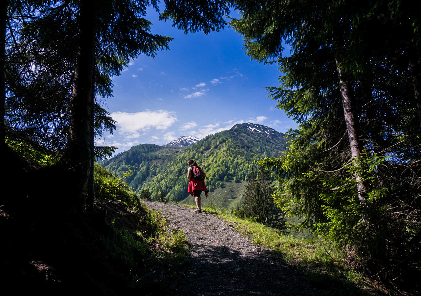 Voyage en Autriche - randonnée en Autriche