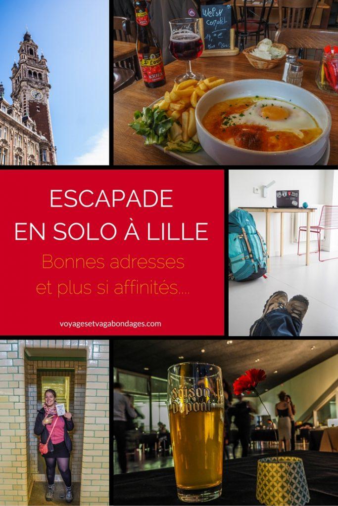 Escapade en solo à Lille: bonnes adresses et bons plans
