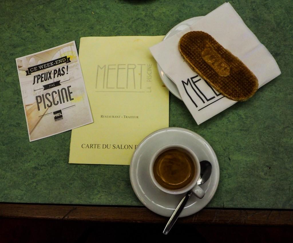 Café Méert à Roubaix