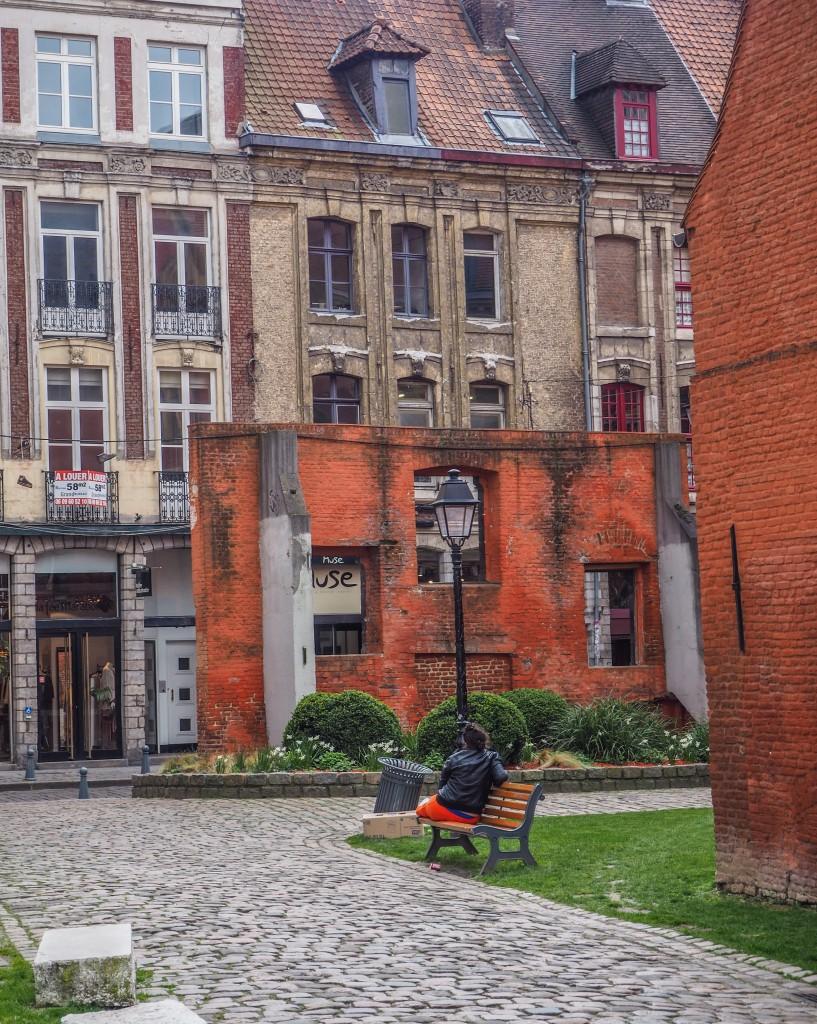 Visite guidée de Lille