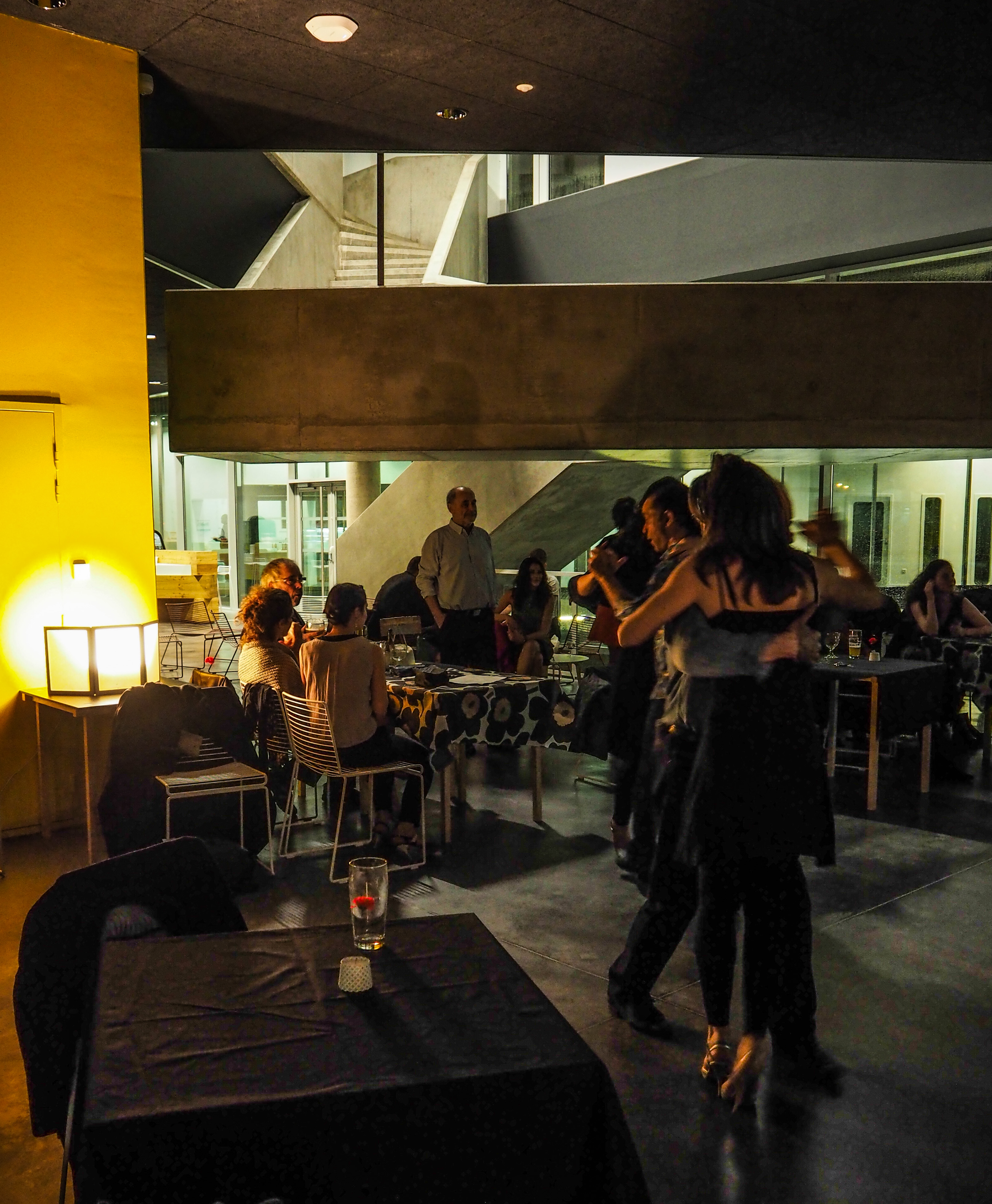 Soirée Milonga et Tango à l'auberge de jeunesse HI Lille