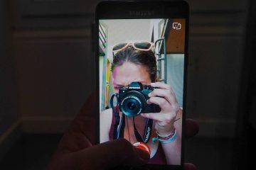 Lucie Aidart du blog Voyages et Vagabondages sur Snapchat (ID: vvagabondages)
