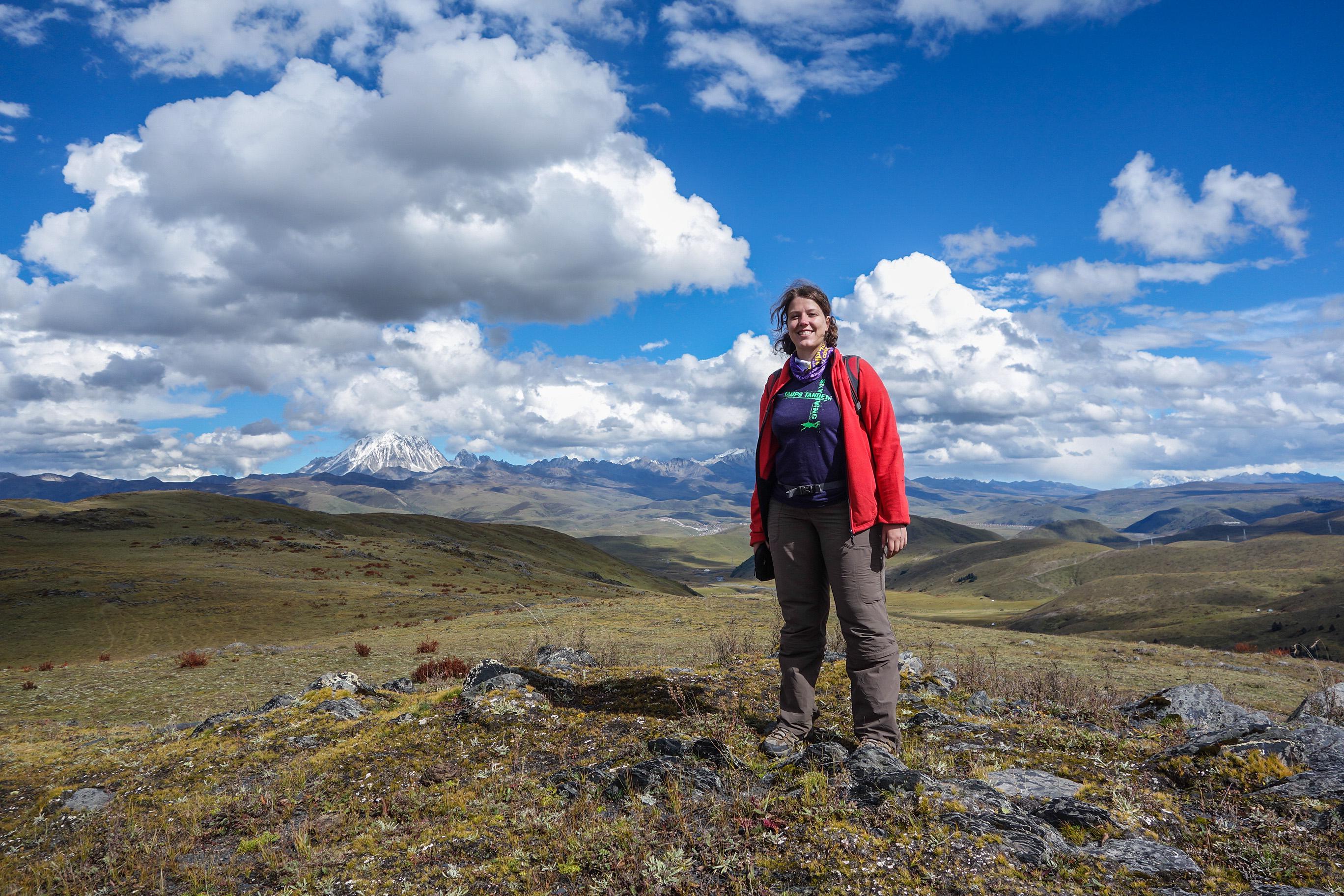 Un trek à cheval au Tibet