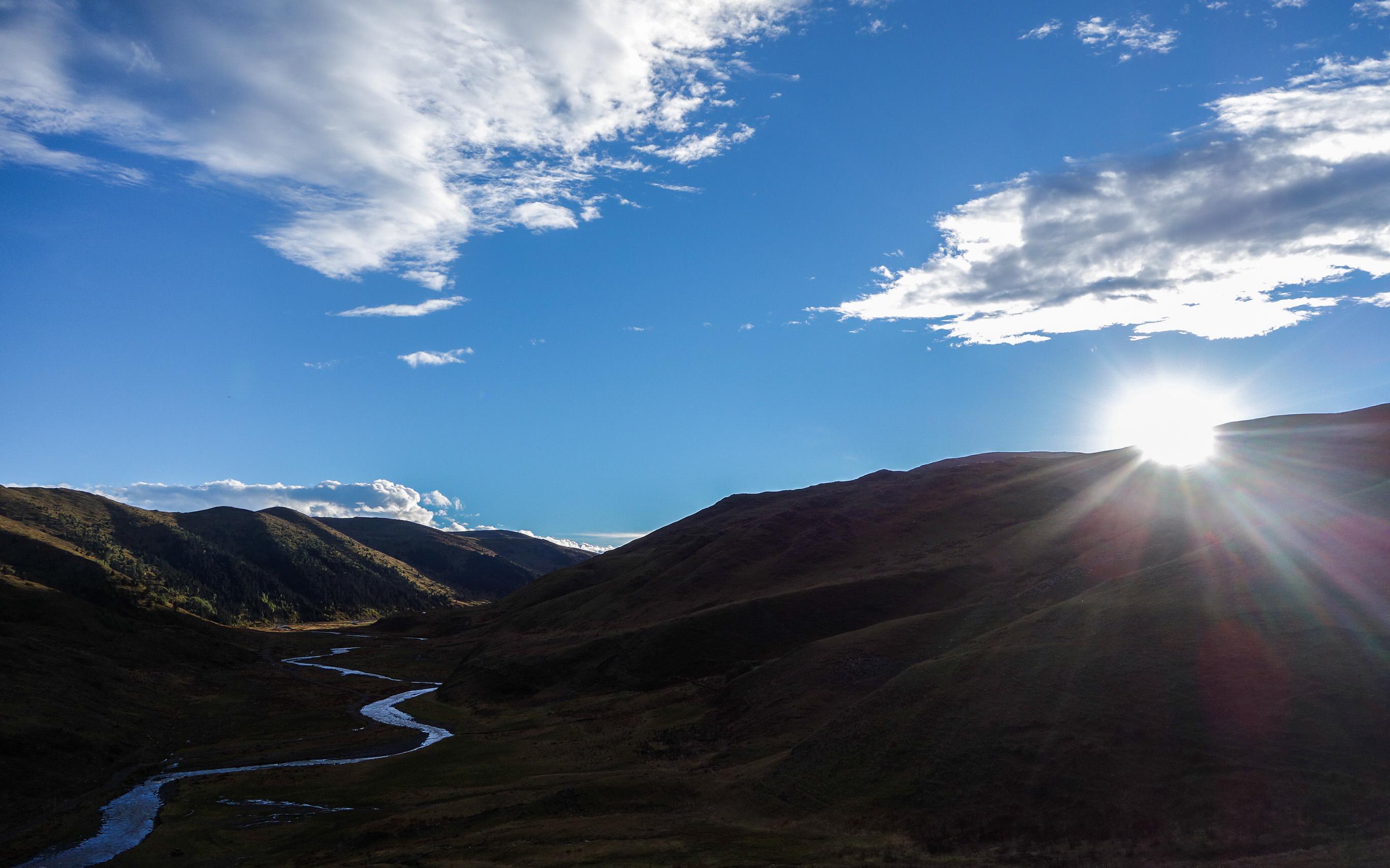 Dormir avec les nomades au Tibet