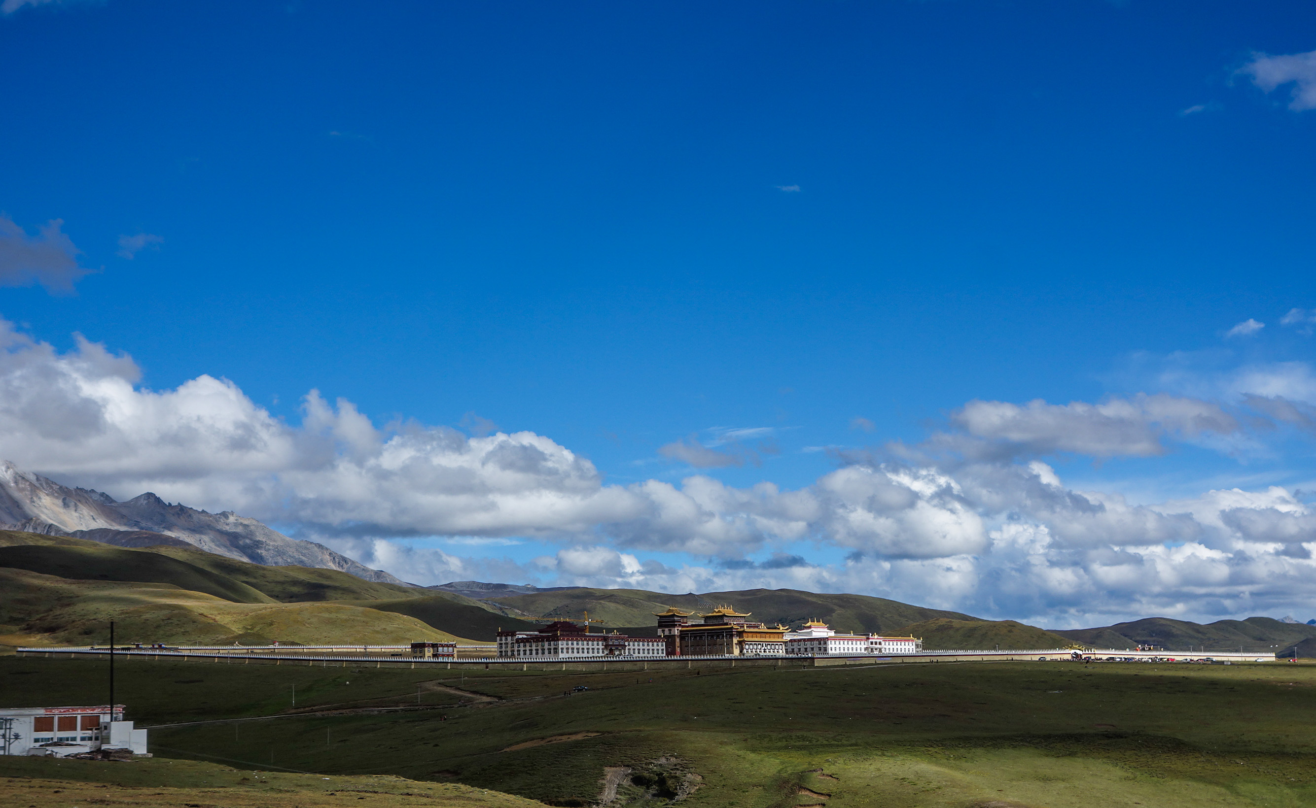 Un trek à cheval sur les plateaux tibétains