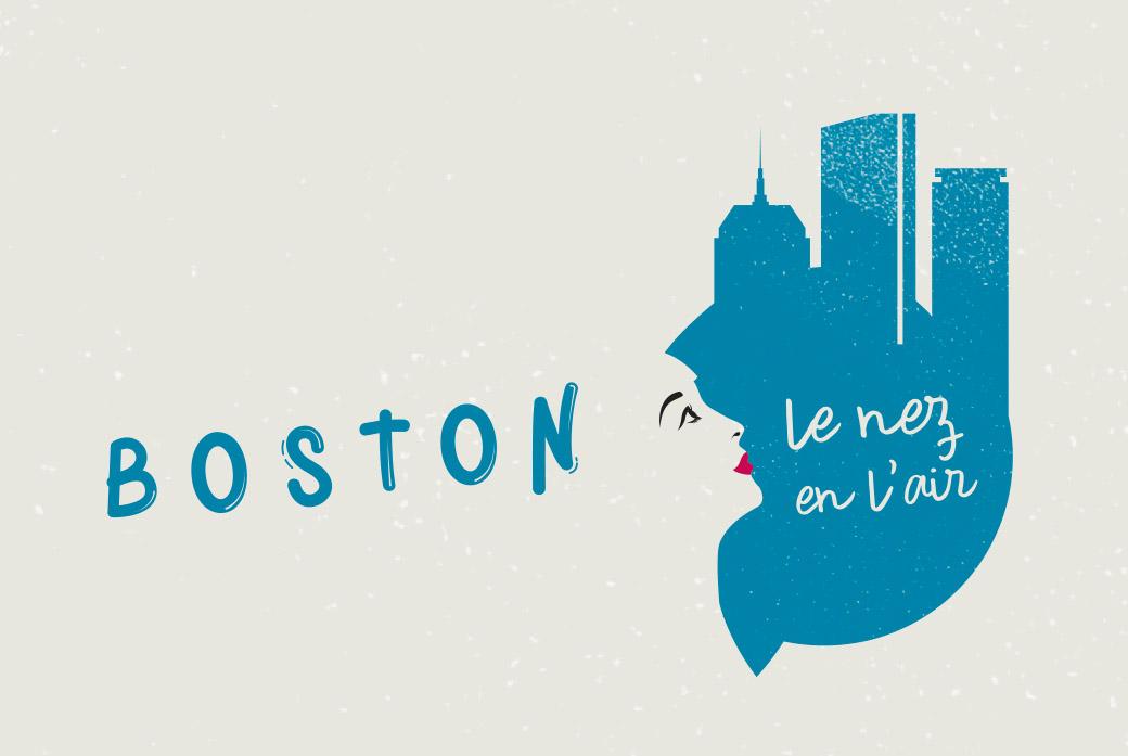 Boston, le nez en l'air