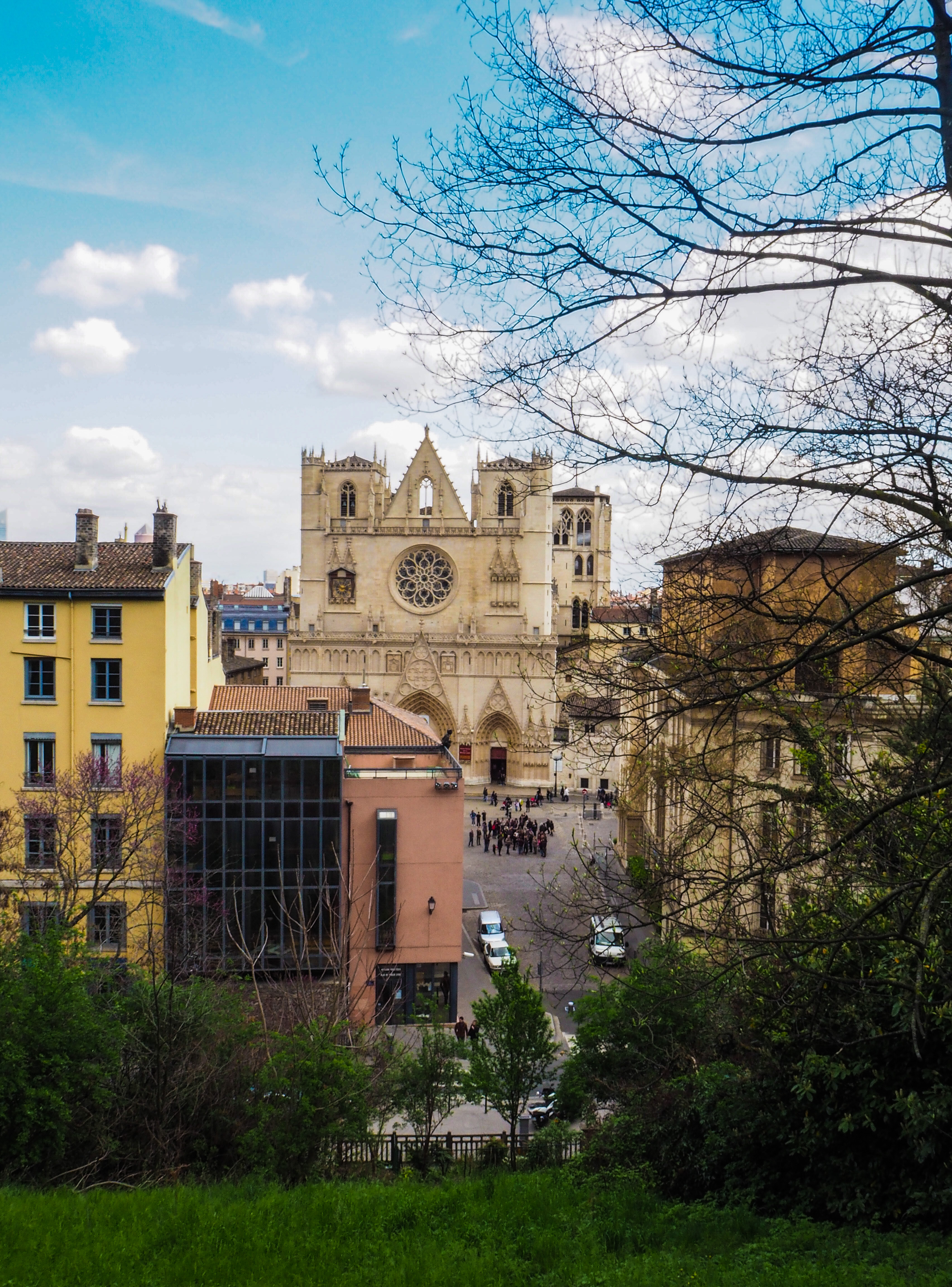 Et si je vivais à Lyon?