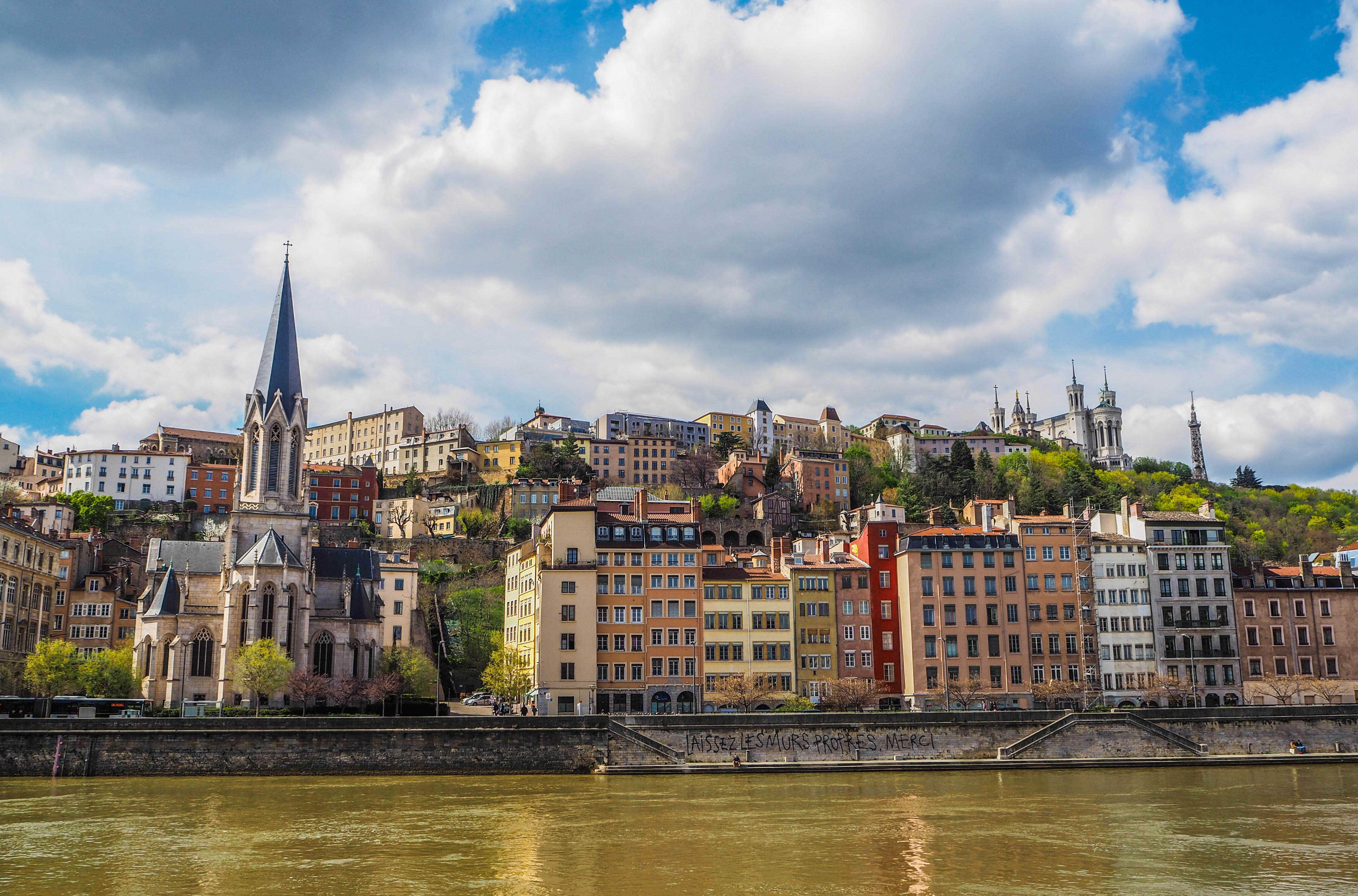 Lyon by day