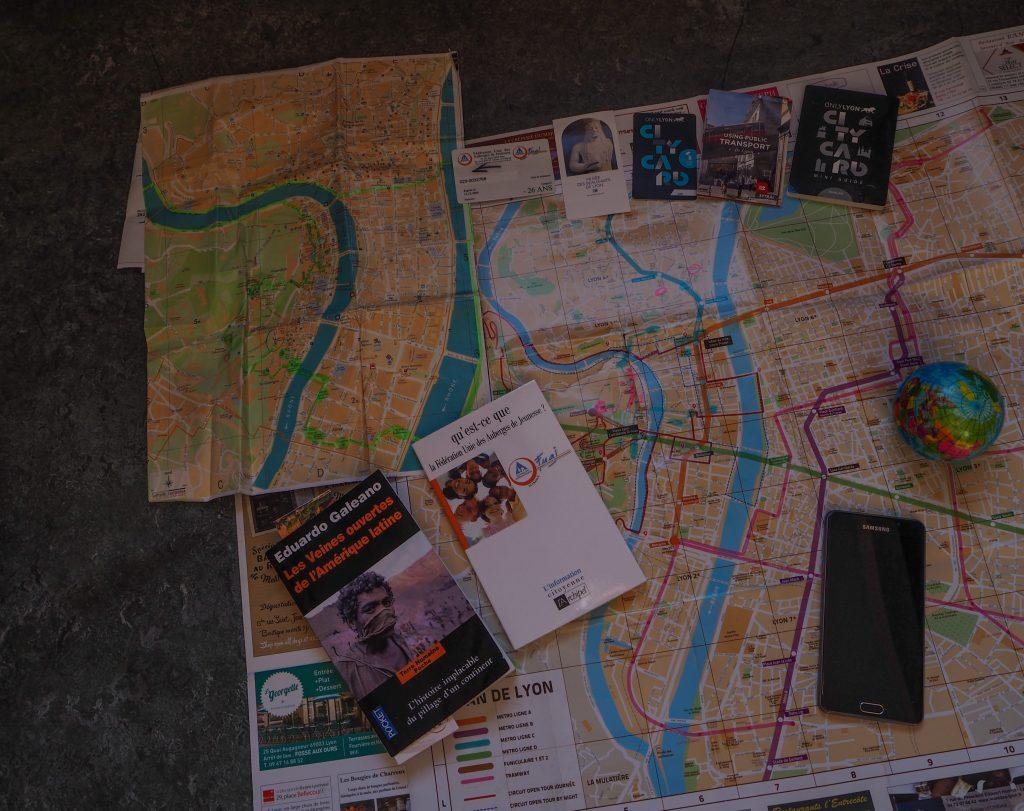 Un week-end à Lyon, récit de Voyages et Vagabondages