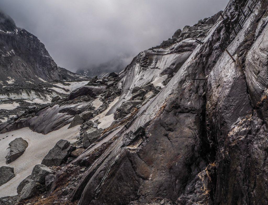 La Mer de Glace à Chamonix