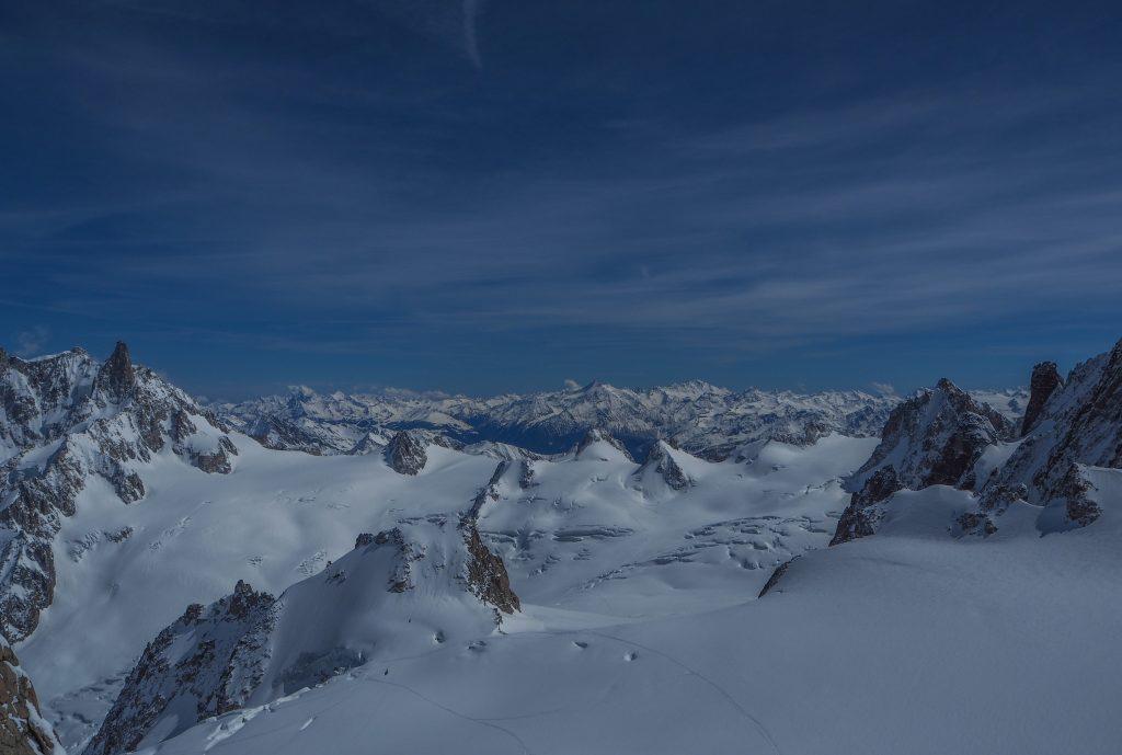 Visite de l'Aiguille du Midi à Chamonix