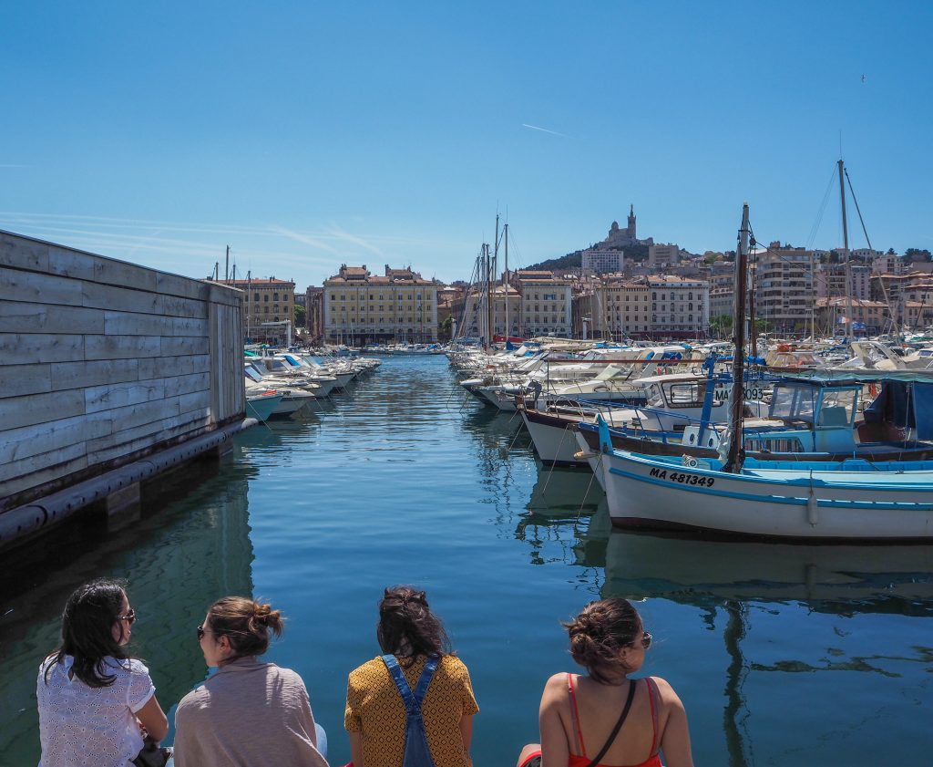 Promenade à Marseille