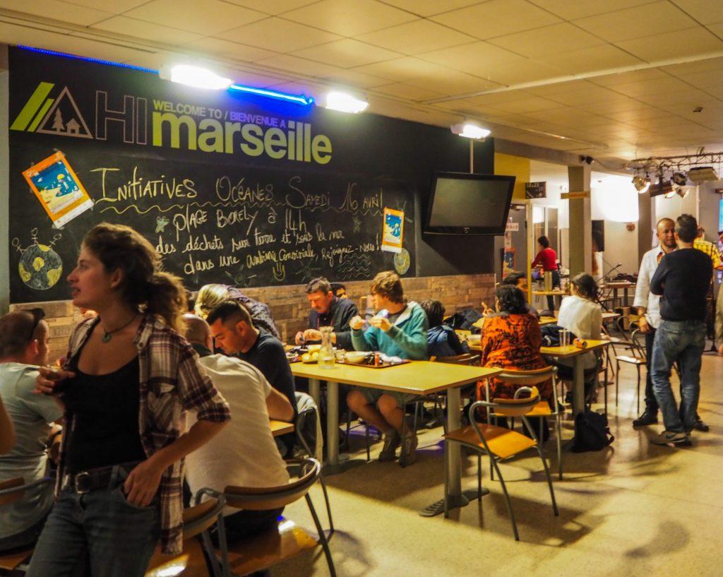 Auberge de jeunesse HI Marseille Bonneveine