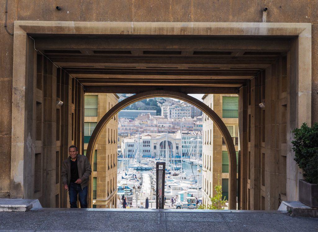Promenade citadine et nature à Marseille