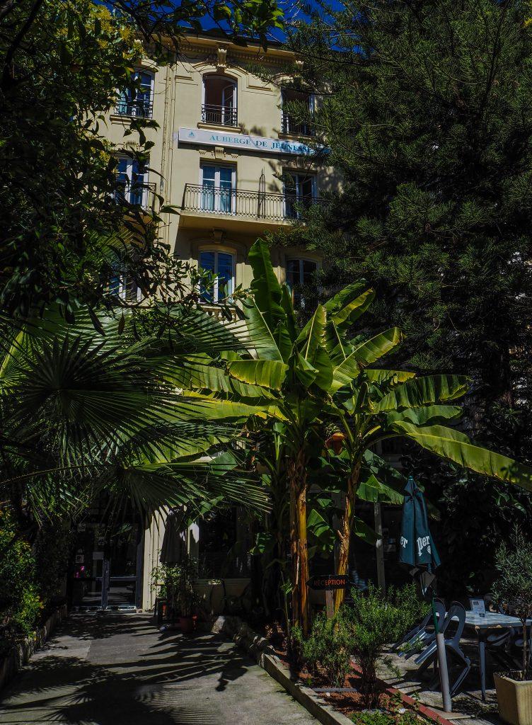 Auberge de jeunesse à Nice