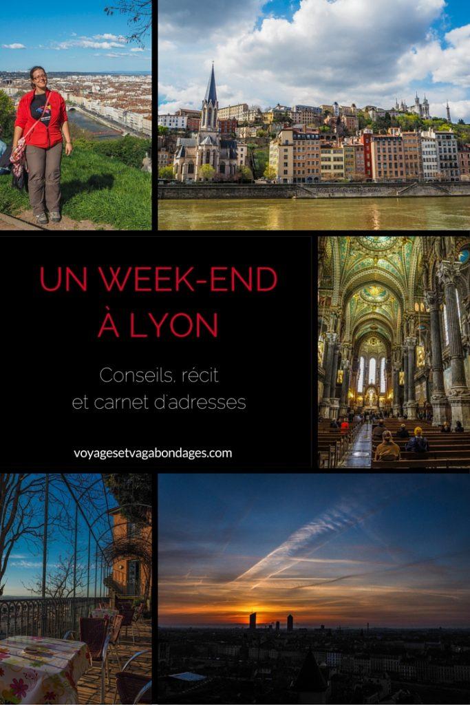 Un week-end à Lyon pour découvrir une ville extraordinaire