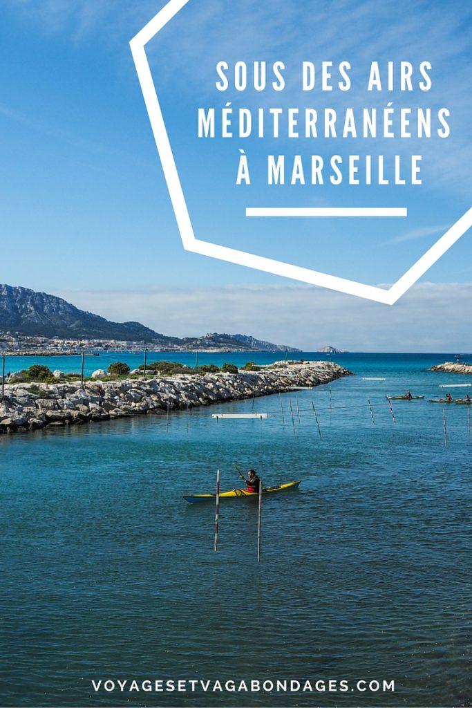 Découvrez les incroyables airs méditerranéens à Marseille
