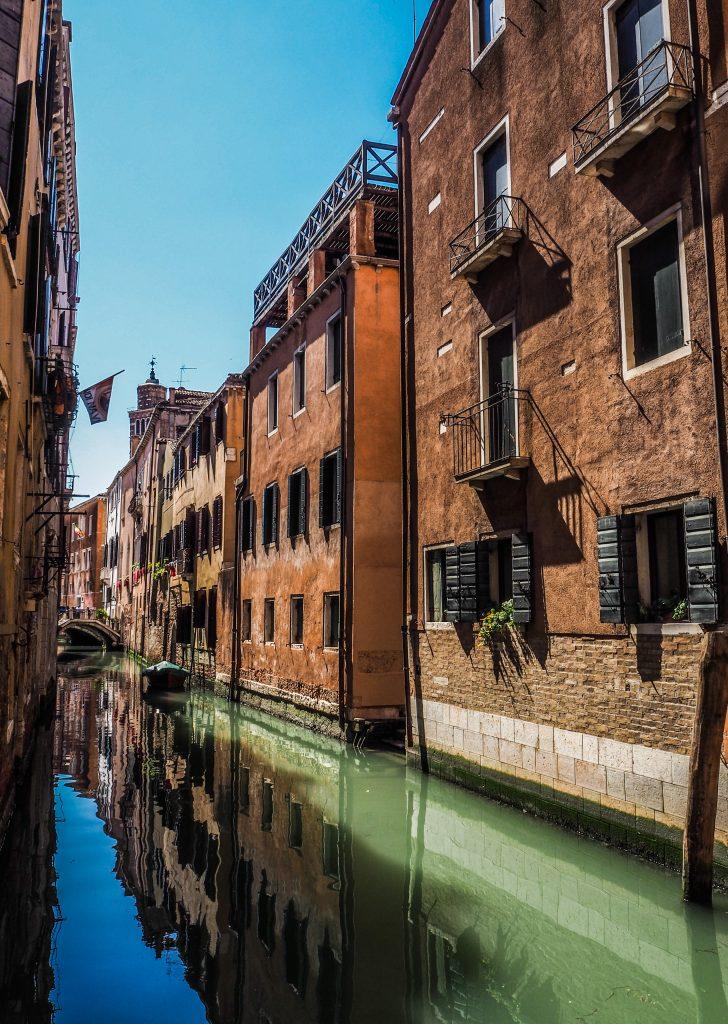 L ebonheur de se perdre dans des rues inattendues à Venise