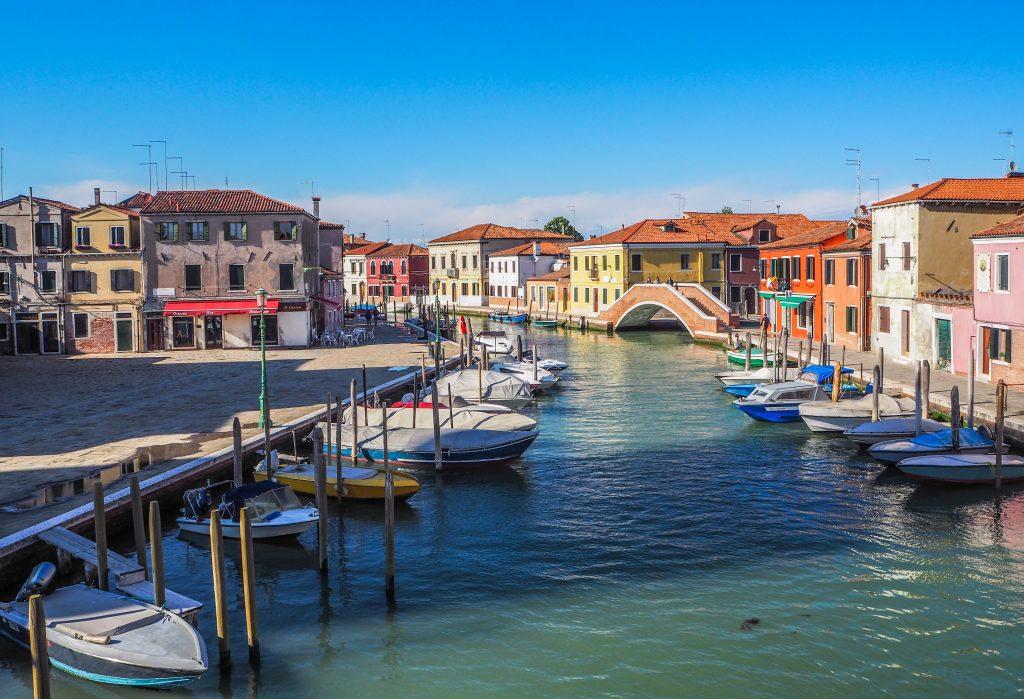 L'île de Murano à Venise