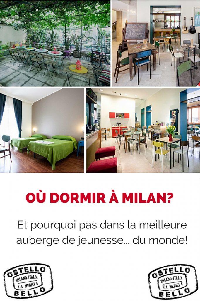 Ordinaire Meilleure Auberge De Jeunesse Londres #7: Où Dormir à Milan?