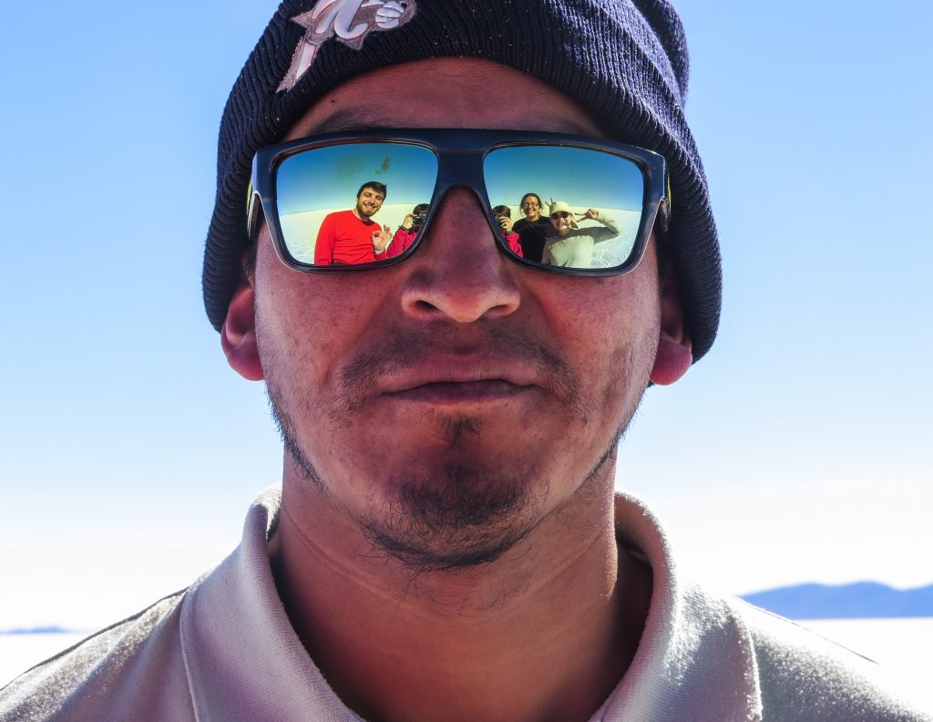 Michael, notre guide pour visiter le Salar d'Uyuni et le Sud Lipez