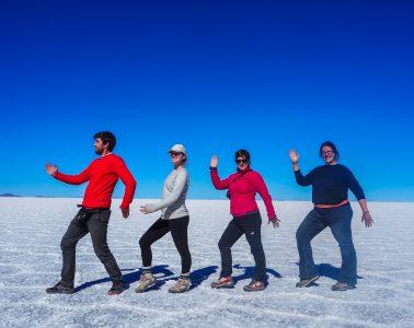 Visiter le Salar d'Uyuni en bonne compagnie