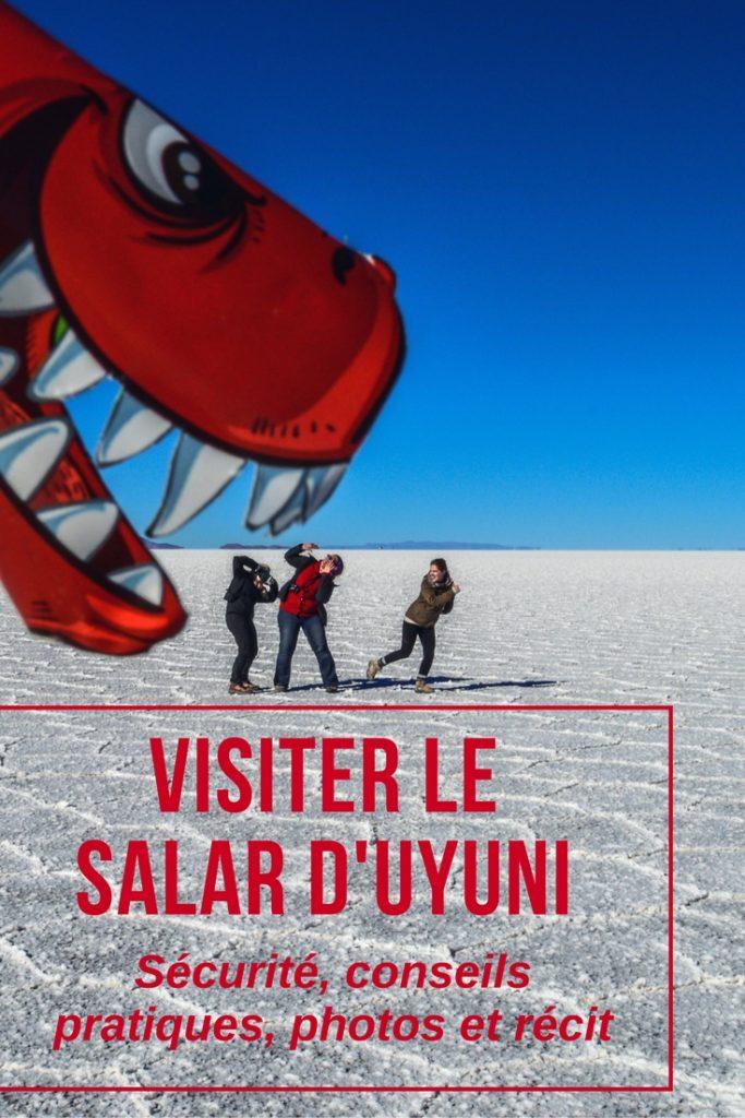 Visiter le Salar d'Uyuni: sécurité, conseils pratiques, photos et récit par le bog voyage Voyages et Vagabondages