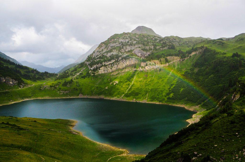 Le plus bel endroit d'Autriche: le Formarinsee - Randonner en Autriche dans le Vorarlberg - récits, photos et conseils pratiques pour une randonnée en Autriche spectaculaire