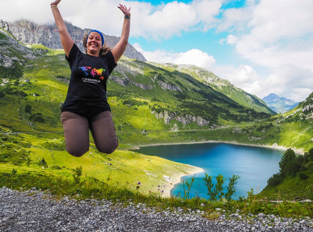 Le plus bel endroit d'Autriche: le Formarinsee