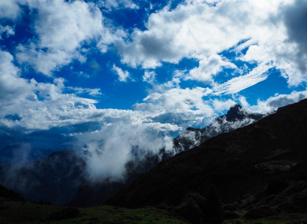 Freiberger Hütte - Randonner en Autriche dans le Vorarlberg - récits, photos et conseils pratiques pour une randonnée en Autriche spectaculaire