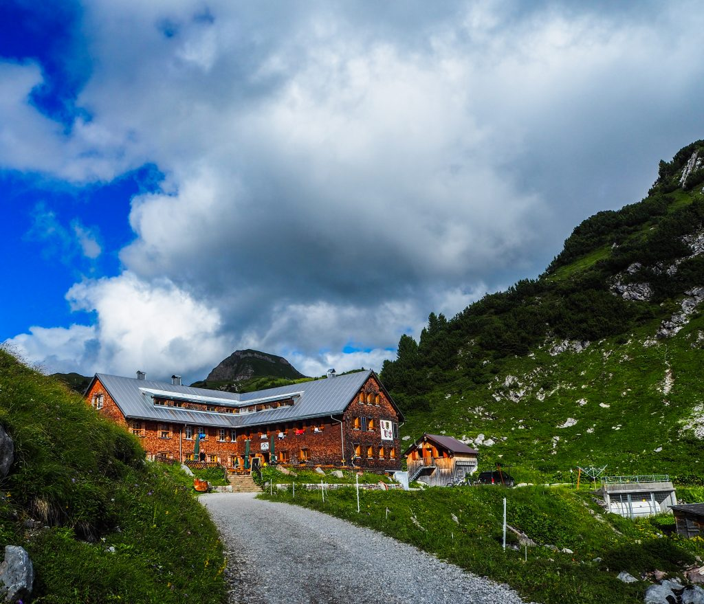 Freiberger Hütte