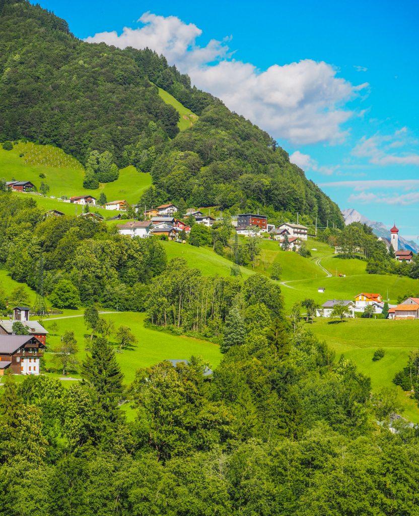 Randonner en Autriche: Dalaas