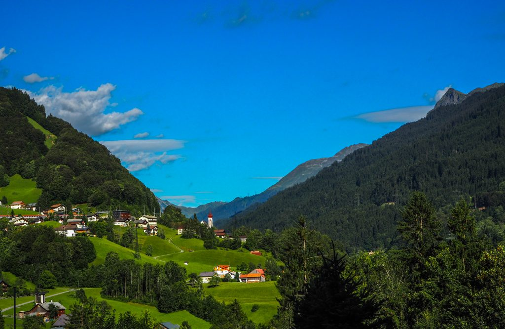 Randonnée en Autriche