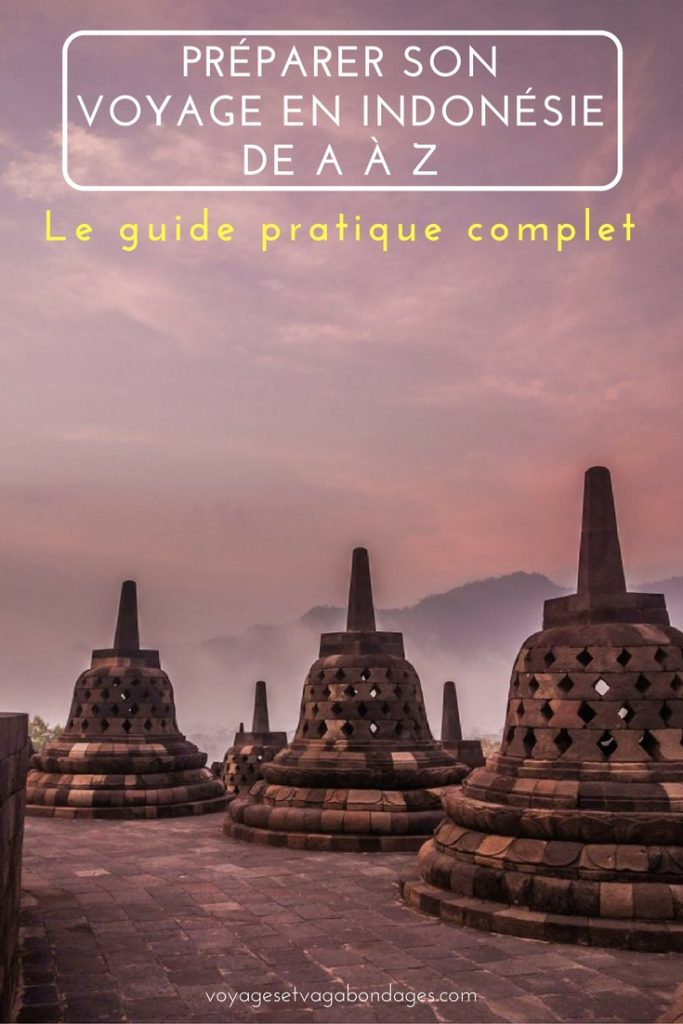 Préparer et organiser un voyage en Indonésie: le guide pratique complet avec conseils pratiques, anecdotes, suggestions d'itinéraires, bons plans, inspiration et bien plus encore