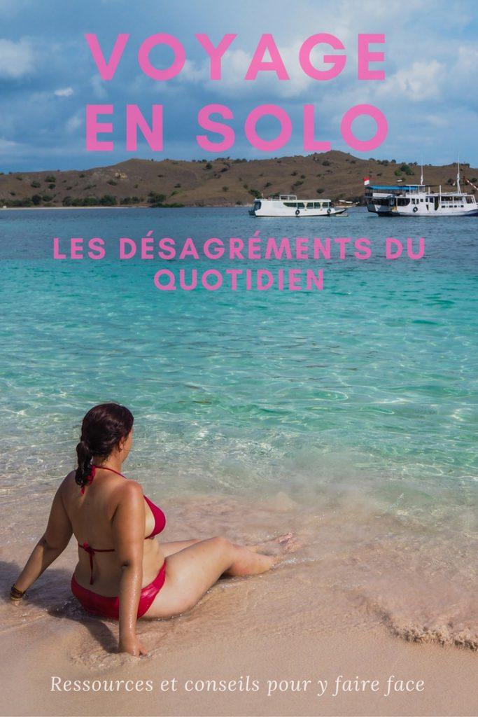Le quotidien du voyage en solo: anecdotes, ressources et conseils pratiques