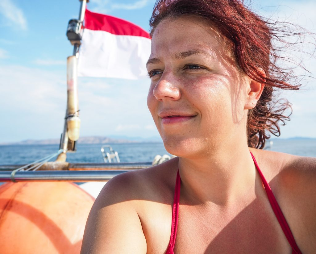 Un mois de voyage en Indonésie, dont Bali, Komodo et Flores