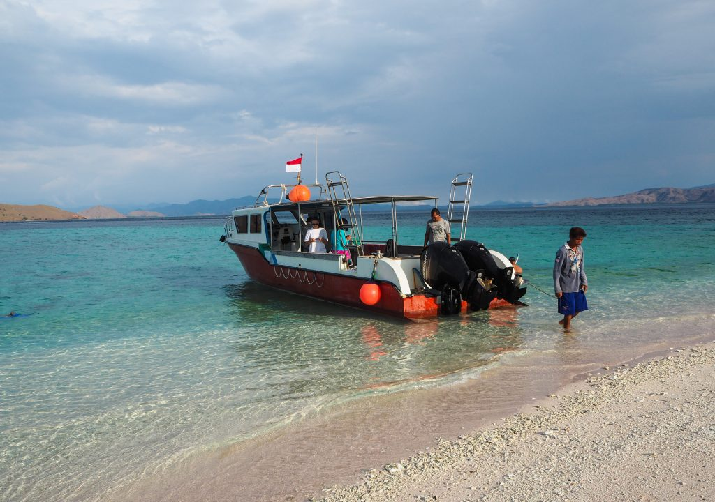 Excursion à la journée à Komodo