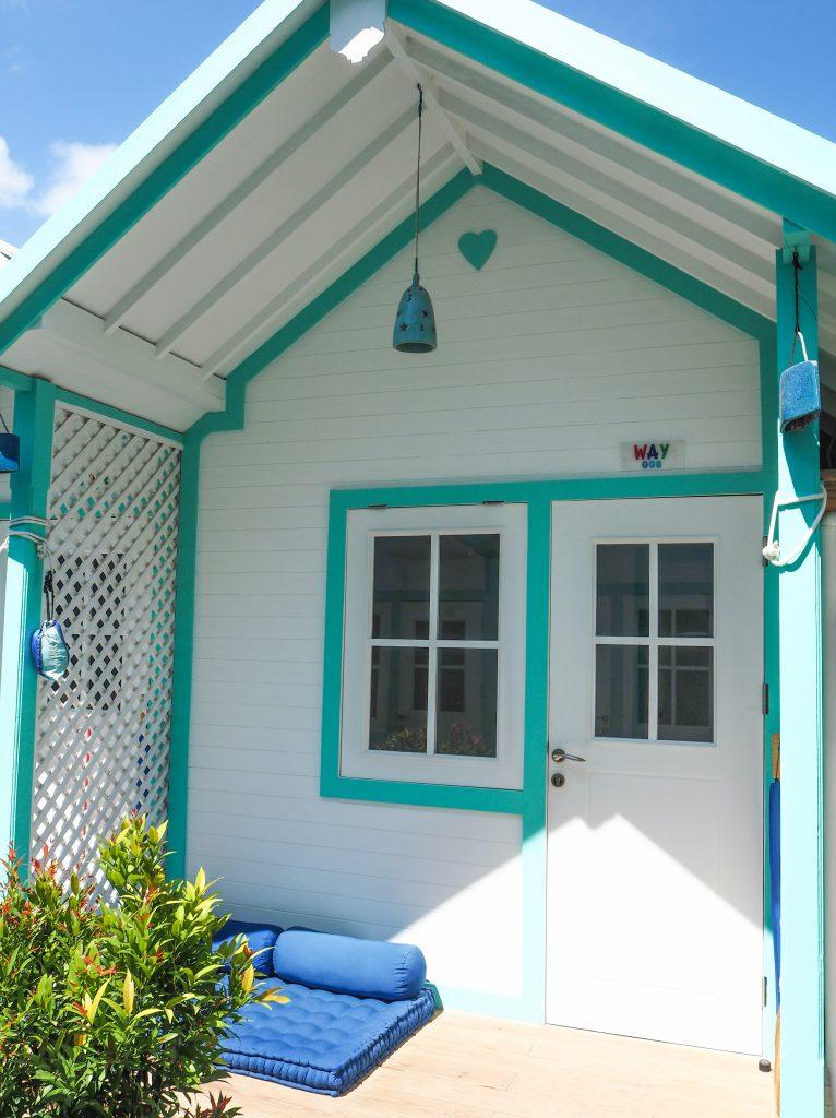 Mon cottage à l'hôtel Le Pirate à Labuan Bajo, Flores