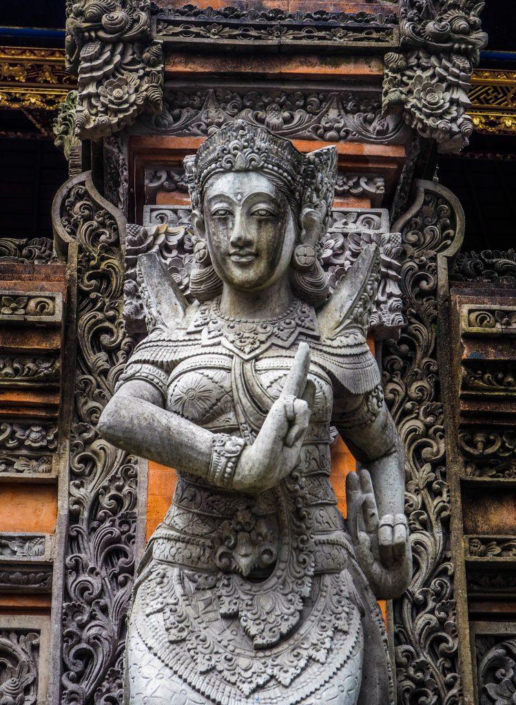 Voyager à Bali en Indonésie: à la recherche de la beauté sur l'île des dieux