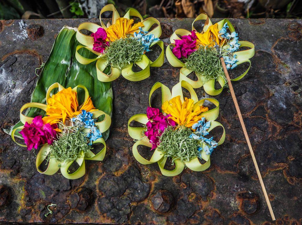 """Voyager à Bali : à la quête de la beauté sur l'île des Dieux en Indonésie Voyager en Indonésie hors des sentiers battus: à la découverte de l'île de Flores et de Komodo Bali, c'est un peu comme l'Islande décrite par Sarah dans cet article. """"Voilà une bien étrange comparaison"""", me direz-vous sans doute! Et pourtant, je crois que tous mes amis et toutes mes connaissances qui sont parties en voyage cette année étaient soit en Islande, soit en train de voyager à Bali. Ces deux lieux, quoique très différents (hormis leurs volcans), sont très à la mode et attirent chaque année un flot croissant de visiteurs. Sauf que Bali fait partie d'un pays en développement et qu'il y est donc moins facile de faire face à de nombreux problèmes liés au tourisme de masse. Plastique, constructions sauvages, traffic infernal sur les routes, pollution, le tourisme au détriment de la culture locale (et malheureusement, Kuta ne semble plus être l'unique lieu de cette démence)... et j'en passe! Je pense que vous le constaterez vite par vous-même en arrivant sur place. Par exemple, certes, l'on peut boire un coca-cola frais partout sur l'île, mais la gestion des déchets (ne parlons même pas de recyclage) est peu développée, voire inexistante. Easy Image Collage 11193remove Et c'est bien là le paradoxe de Bali. On a beau savoir tout cela, on ne peut s'empêcher de tomber immédiatement amoureux de l'île des dieux. On est envoûté, on y revient encore et encore, en sachant pertinemment bien que l'on fait partie intégrante du problème. On a beau pointer du doigt ces touristes qui se baladent à moitié nu, qui achètent bouteille d'eau sur bouteille d'eau, on ne peut se voiler la face... on fait également partie du problème. Mais Bali vous a déjà envoûté... et vous reviendrez encore encore sur cette île, tout comme moi. Voyager à Bali en Indonésie: à la quête de la beauté sur l'île des dieux Mon premier voyage à Bali Bali a été ma première destination asiatique, lors de mon tour du monde. Fraîchement dé"""