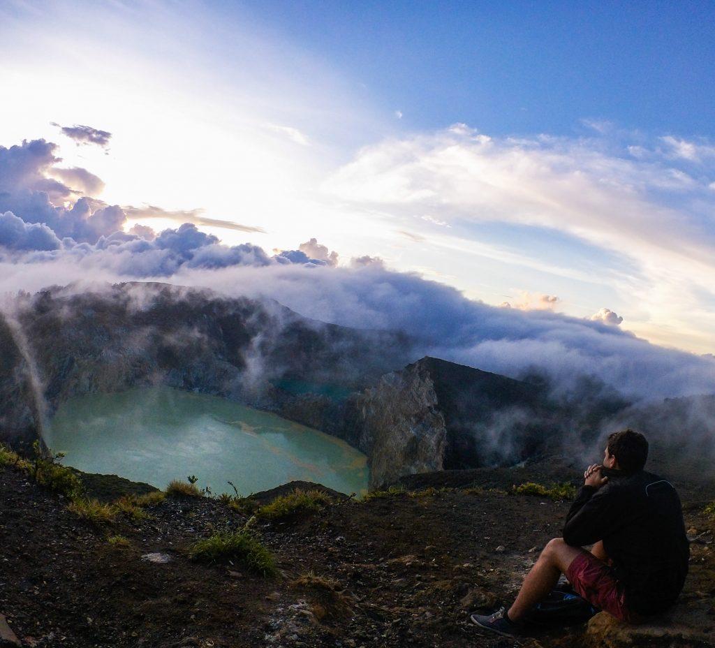 Voyager En Indonsie Hors Des Sentiers Battus Voir Le Lever Du Soleil Sur Volcan