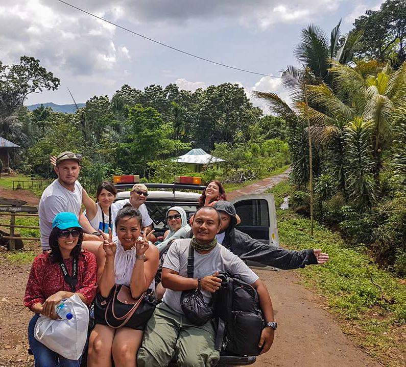 Voyager à Flores hors des sentiers battus en jeep