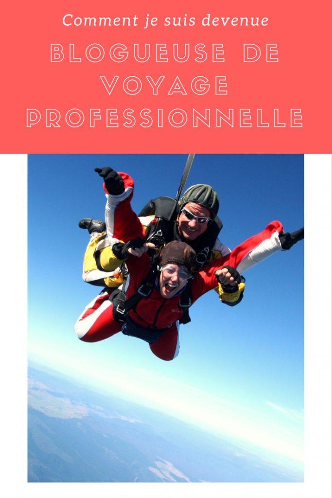 Comment devenir blogueur de voyage professionnel? Retour d'expérience six ans après la création du blog et conseils pratiques