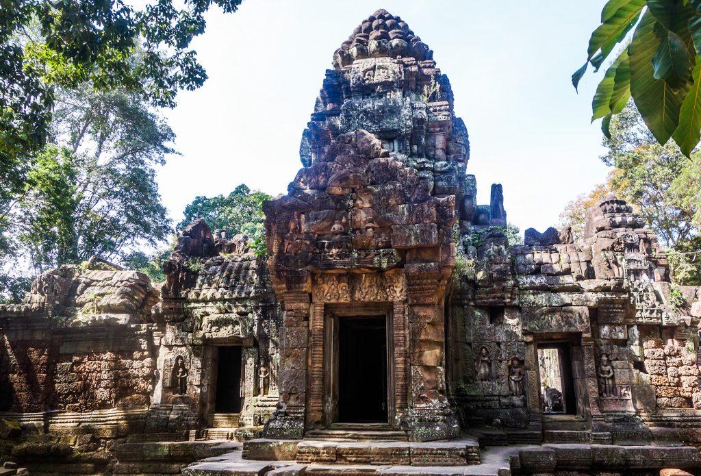 Visiter les temples d'Angkor sans la foule et les touristes: un rêve éveillé, une fièvre ennivrante