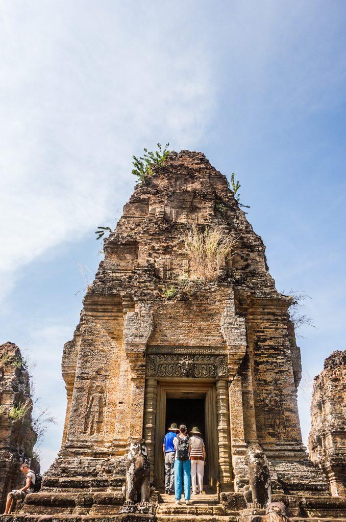Visiter, vivre et sentir les temples d'Angkor: une expérience unique