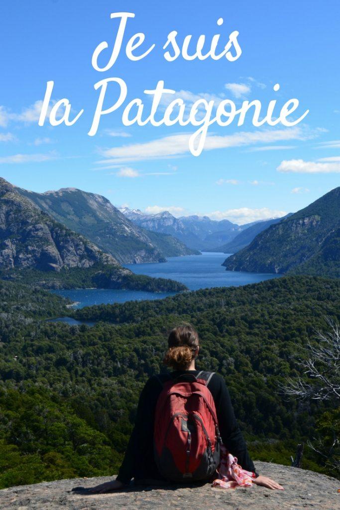 Je suis la Patagonie
