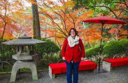 L'automne et Momijidani à Wakayama au Japon